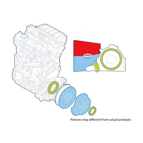 Corteco 19134537 Kit paraolio, Frizione 140_19134537