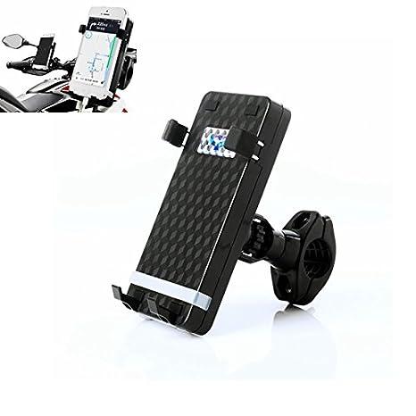 JenNiFer 12V Motocicleta USB Cargador Soporte Recargable ...