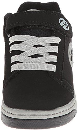 Kid Shoe Skate Little Up Dual Kid Heelys Black Big White cyP70q4Wn6