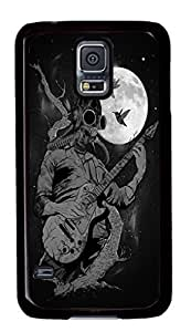 Hard Snap On Case with Abstract Painting Illustrations by Nicebleed Printed Back Protective Case Cover for Samsung Galaxy S5