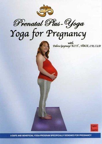 Yoga for Pregnancy by Prenatal Plus - Yoga by Debra Geymayr ...