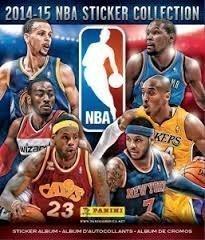 2014 NBA Sticker Collection