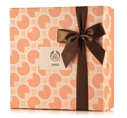 The Body Shop coffret cadeau sélection festive karité