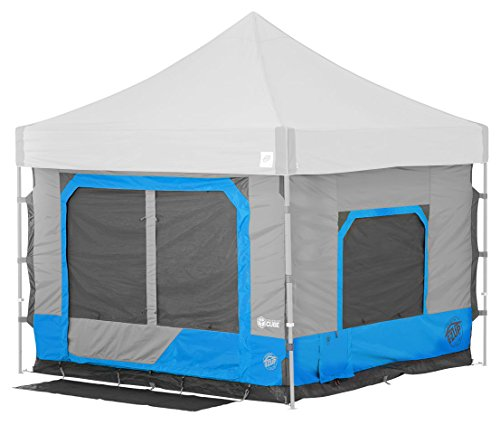 E-Z UP CC10SLSP Camping Cube 6.4 Outdoor, Splash
