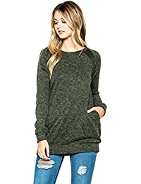 Elbow Patch Long Sleeves Sweater