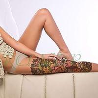 tzxdbh Impermeable engomada del Tatuaje del Reloj de Bolsillo de ...