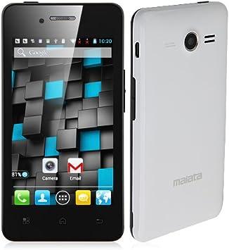 Malata I60 Smartphone MTK6577 se doblan el androide 4.1 3G WiFi ...