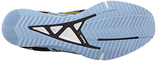 Sprint Reebok denim Black Crossfit 2 R Shoe yellow Training Glow rx4wraq