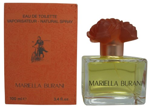 Mariella Burani By Mariella Burani For Women. Eau De Toilette Spray 3.4 Oz.