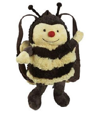 My Pillow Pets Bee Backpack product image