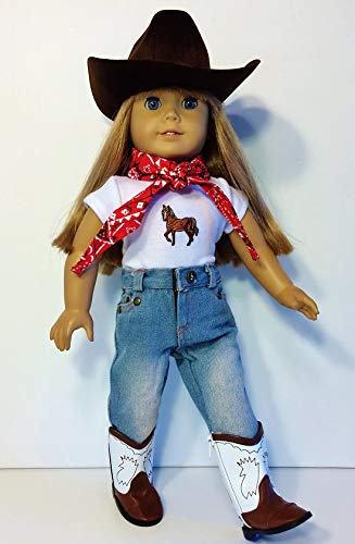 The Wishlist Store Western Cowboy Cowgirl Outfit ~