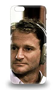 Iphone Cover 3D PC Case Robin Williams American Male The World According To Garp Compatible With Iphone 6 Plus ( Custom Picture iPhone 6, iPhone 6 PLUS, iPhone 5, iPhone 5S, iPhone 5C, iPhone 4, iPhone 4S,Galaxy S6,Galaxy S5,Galaxy S4,Galaxy S3,Note 3,iPad Mini-Mini 2,iPad Air )