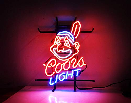 Cleveland Indians Neon Sign - Desung New 20