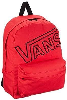 Vans Old Skool II Reinvent Red Backpack Rucksack