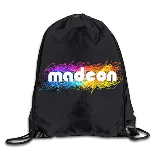 Vicnen MA Seven Deon Seven 2013 Colour Logo Travel Belt Bag Yoga Fitness Storage Bag Sports Backpack