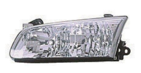 New Left Headlamp Headlight (Fits 00 - 01 Toyota Camry Headlight Driver NEW Headlamp Left)