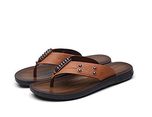 Zapatillas A Chanclas De Casual Playa Los Hombres Verano De Moda p8Owzxprq