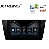 XTRONS Android 7.1 Quad Core 9 Inch 2G RAM 32G ROM HD Digital Multi Touch Screen Car Stereo Radio Player GPS OBD2 for BMW E90 M3