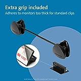 Kensington Flex Clip Copyholder (K62081BF), Black