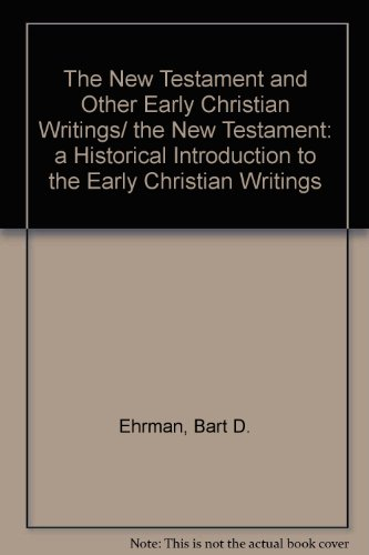New Testament Textbook and Reader Package: 2 Volume Set: includes New Testament: Historical Introduction to Early Christ