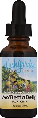 WishGarden Herbs - Mo' Betta Belly for Kids Drops | 1 - Mo By The Cure