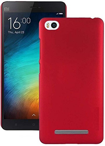 size 40 2b98e 2d837 Xiaomi Redmi 5A case cover Red color shockproof single: Amazon.in ...