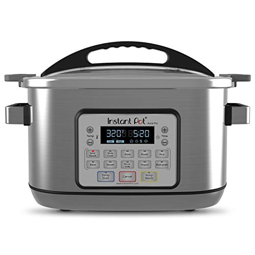 Instant Pot 8 Qt Aura Pro Multi-Use Programmable Multicooker with