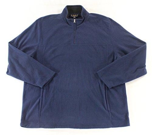 Micro Fleece 1/2 Zip Pullover - 2