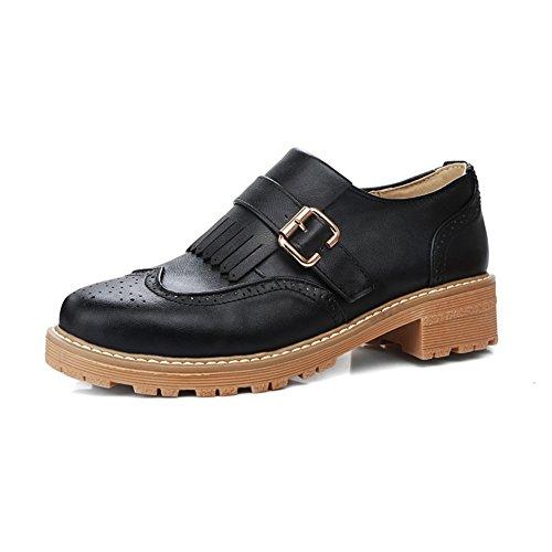 Zapatos Profunda De Viento College/Zapatos De Corte Bajo/Zapatos Del Estudiante Del/Con Flecos Zapatos A