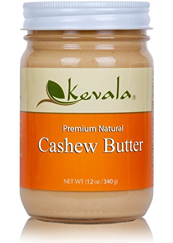 Kevala Cashew Butter, 12 - Ice Cream Fresh