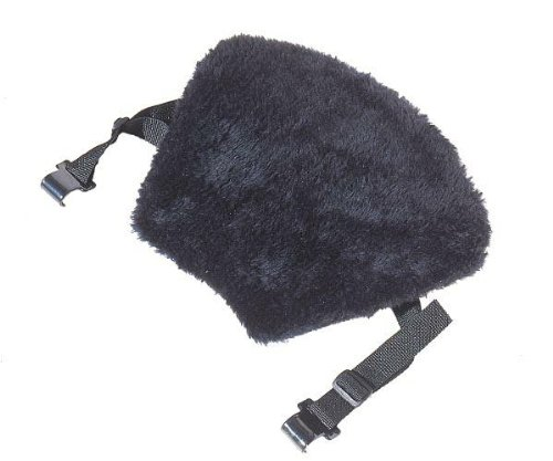 (Saddlemen Saddlegel Seat Pad - Sheepskin (LARGE))