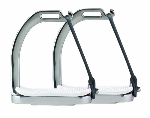 Perri's Ss Fillis Safety Stirrup Iron, Stainless Steel, for sale  Delivered anywhere in Canada