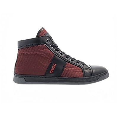 133e62ee9fc09f Kenzo - Sneakers Bennett Bordeaux - 41, Bordeaux: Amazon.fr ...