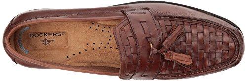 Loafer Brown Antique Dockers Hillsboro Slip Men's on wIqI6v0U