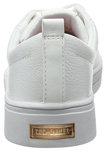 White Baker Ted Femme Blanc Baskets Gielli Ffffff OqSAgnHxpw