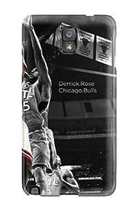 Holly M Denton Davis's Shop nba basketball derrick rose selective coloring bulls chicago bulls atlanta hawks NBA Sports & Colleges colorful Note 3 cases