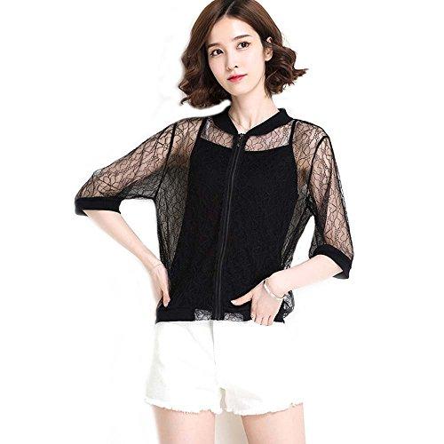 OUFLY - Camiseta sin mangas - para mujer negro