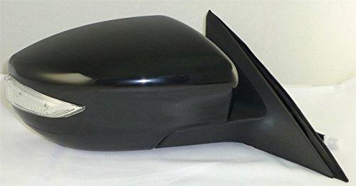 NEW RIGHT PASSENGER SIDE DOOR MIRROR FITS 13-14 NISSAN ALTIMA SEDAN SIGNAL LAMP