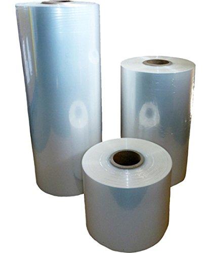 Pro System S68503un demi Tuyau Shrink Wrap Poly Olephine mm; 505mm, 1600m de long, 13microns 1600m de long 13microns Pro-System Verpackungstechnik GmbH S68503A