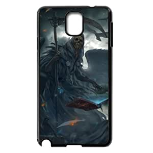 Santa Muerte - Grim Reaper Protective Case 119 For Samsung Galaxy NOTE3 Case Cover At ERZHOU Tech Store