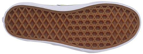 Vans Kids Authentiek (glitter Textiel) Skate Schoen Groen