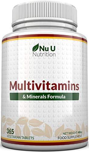 MultiVitamins & Minerals Formula | 24