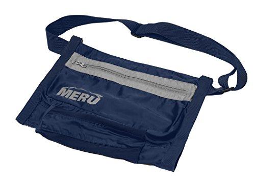 Meru Lite Gear Yoga Mat Bag, Crossbody Carrier Sling Bag With Water Bottle Holder. Fits All Sized Yoga Mats. Large Zipper Pouch. Waterproof