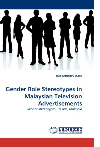 gender stereotyping in tv commercials Racial stereotyping in advertising is not always negative,  gender, religion and so on  there is often very little time in tv commercials to get a point across,.