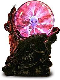 lampe tête de mort plasma 1