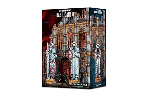 Games Workshop Warhammer 40,000 Sector Imperialis Basilicanum