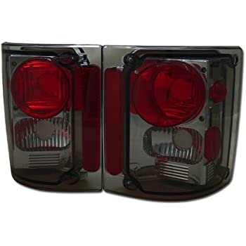 Sold in Pairs AnzoUSA 211153 Smoke Taillight for Chevrolet GM Truck
