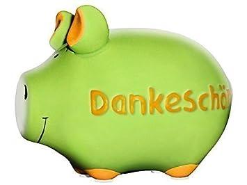 Amazon De Sparschwein Spardose Sparbuchse Keramik Kasse