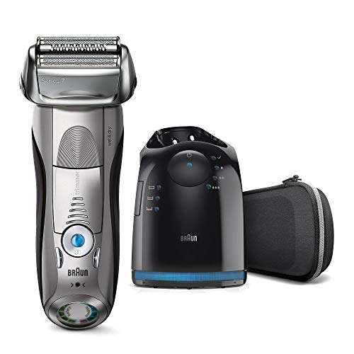 Braun 7898cc Series 7 Electric Shaver for Men with...