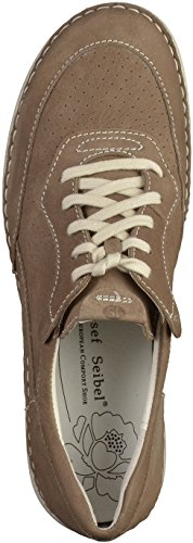 Scamosciato 82909 Sneaker donna Top Taupe Josef Seibel 869 09 Antje Low RW4TqPw